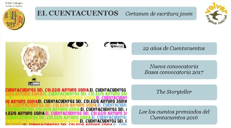 Actividades culturales en el Colegio Arturo Soria