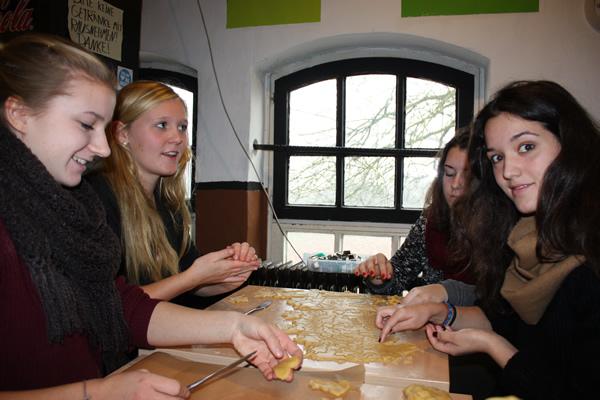 Intercambio con Alemania. Colegio Arturo Soria