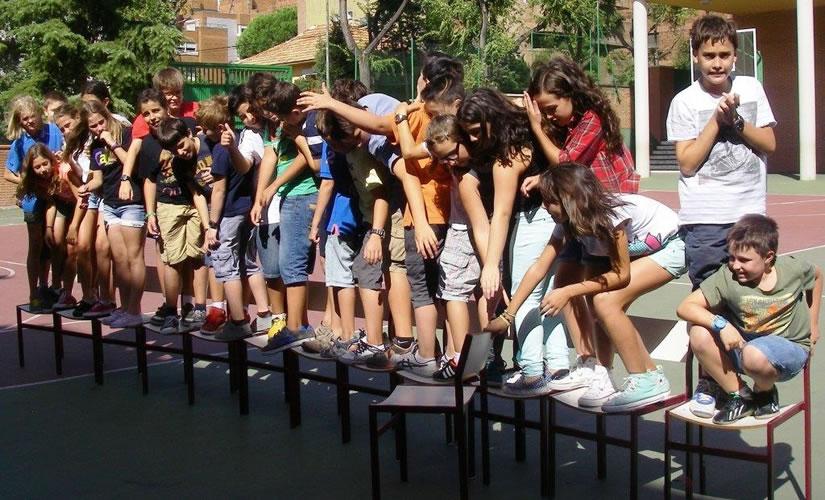 Colegio Arturo Soria - Proyecto Lova