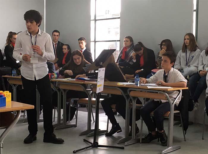 Club de Oratoria y Debate del Colegio Arturo Soria