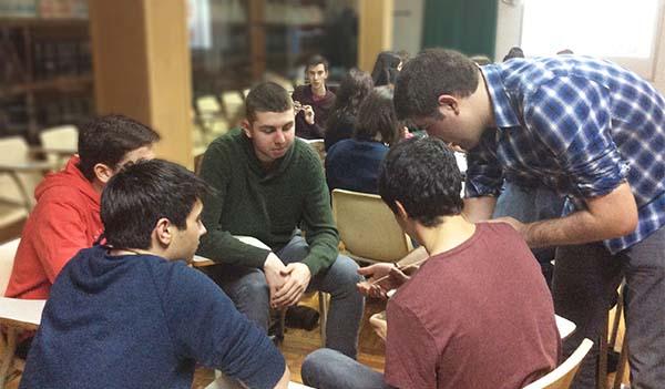 Introducción a la Biotecnología en el Colegio Arturo Soria como iniciativa de la empresa biotecnologíca Biotechfarm