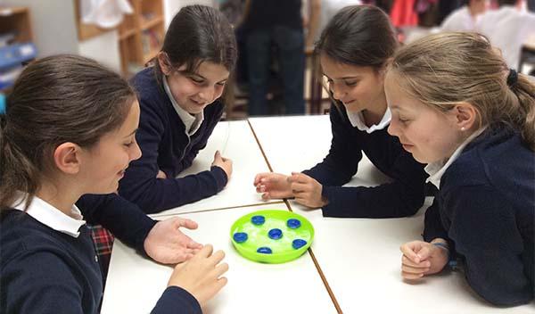 Dia Escolar de las Matemáticas en el Colegio Arturo Soria