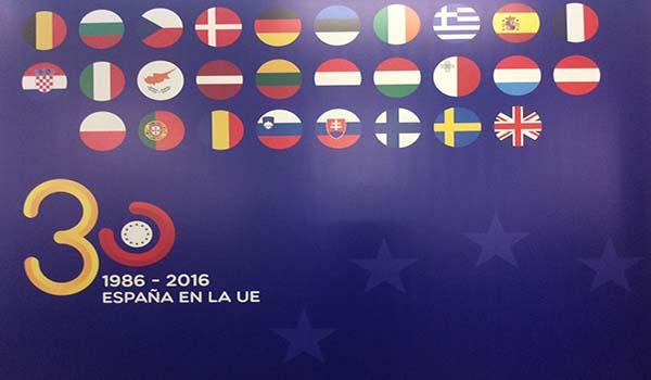 PARTICIPACIÓN DEL COLEGIO ARTURO SORIA EN EL PROGRAMA AMBASSADOR SCHOOLS de la UNIÓN EUROPEA.
