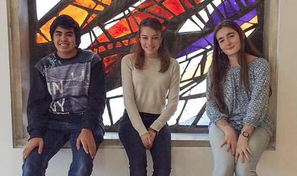 Tres alumnos del colegio Arturo Soria han sido ganadores del PROGRAMA TALENTO COMPUTACIONAL