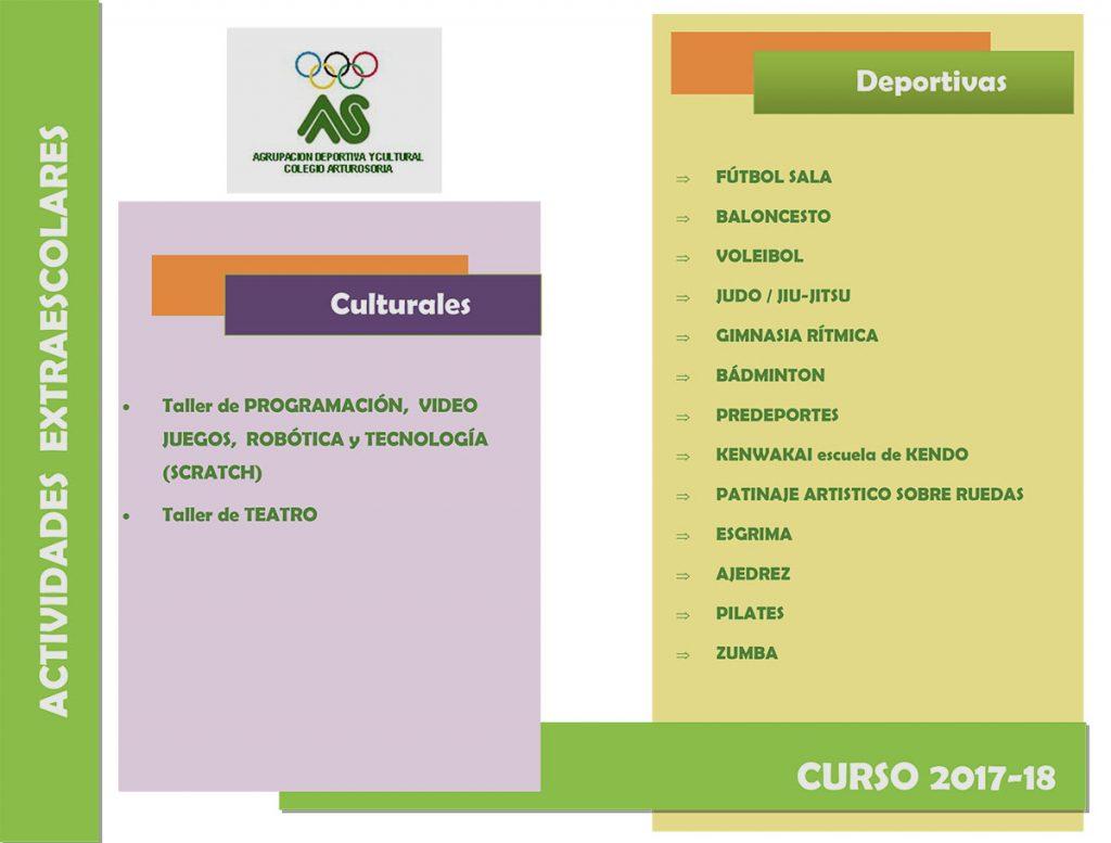 Agrupación Deportiva y Cultural colegio Arturo Soria