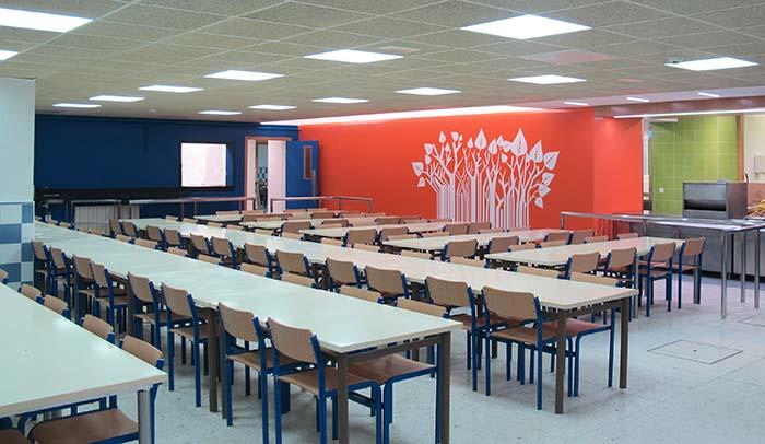 Nuevas instalaciones del Colegio Arturo Soria