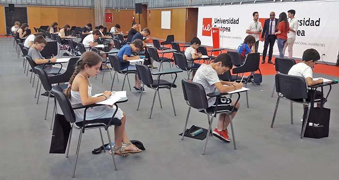 12 alumnos del colegio participan en la Convocatoria Madrid de las Escuelas Talento