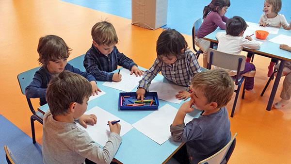 Psicomotricidad en Educación Infantil
