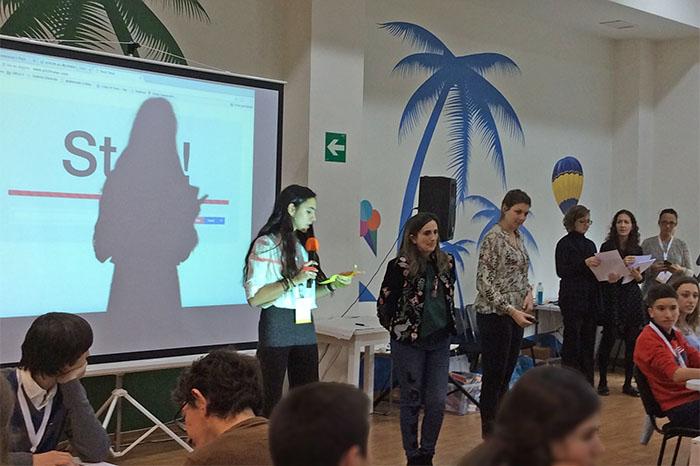 Campamento de innovación