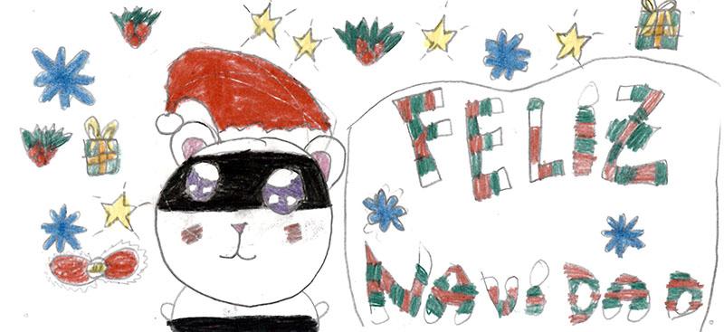 Postal Navidad 2017