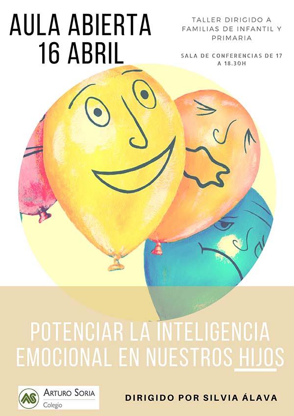 Potenciar la Inteligencia Emocional en nuestros hijos