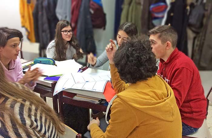 3º de Secundaria participa en un Campamento de Innovación