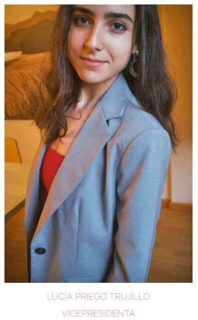 Nuestros ex-alumnos: Lucia Priego