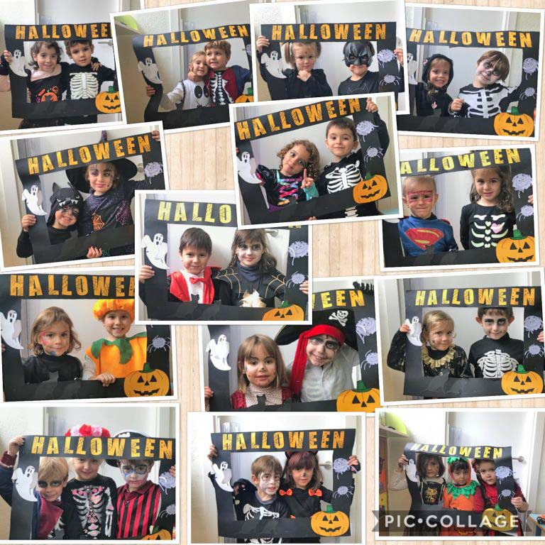 Halloween en Educación Infantil
