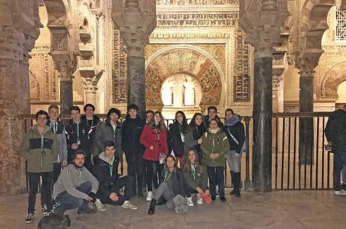 Salida a Córdoba