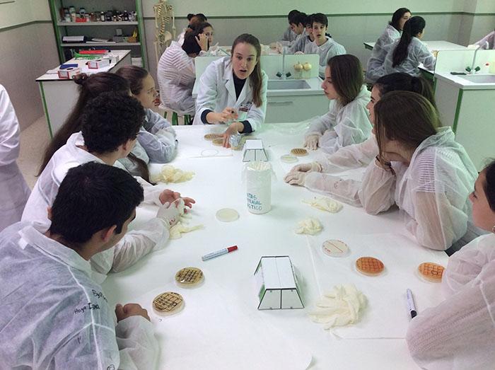 Formando científicos en 4º de la ESO