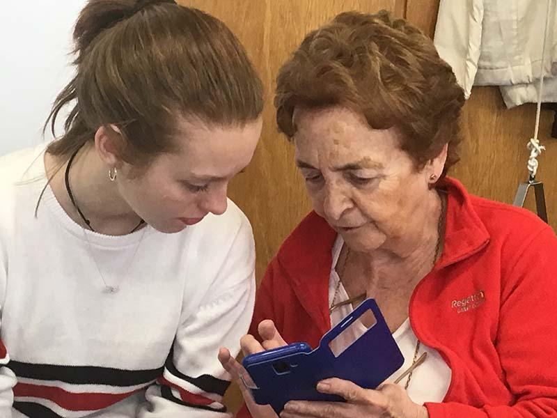 voluntariado intergeneracional