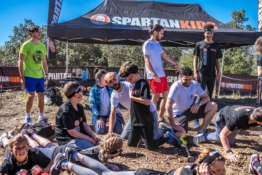 Hemos corrido la Spartan Race