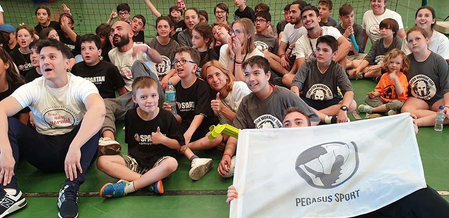 Fiesta del deporte inclusiva