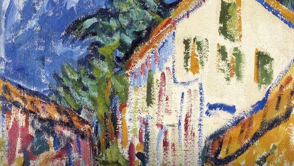 Conferencia de Arte Virtual: Expresionismo alemán