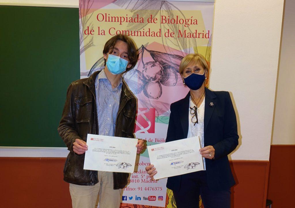 Olimpiada de Biología de la Comunidad de Madrid