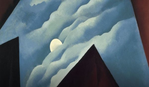 Conferencia de Arte Virtual: Georgia O'Keeffe